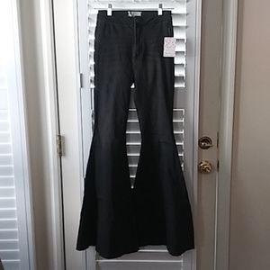 Free People Flair Jeans NWT
